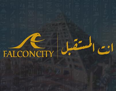 Falcon city