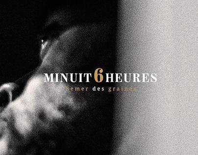 Minuit 6 Heures - Graphisme