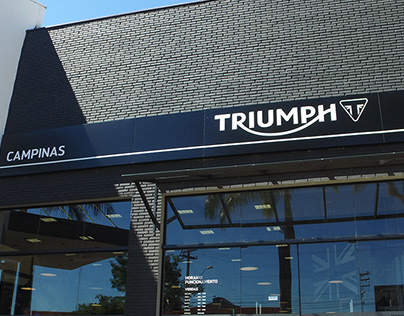 Arquitetura - Triumph Campinas-Sousas Triple
