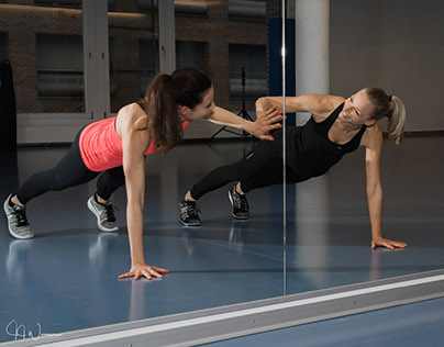 Fitness in the Studio