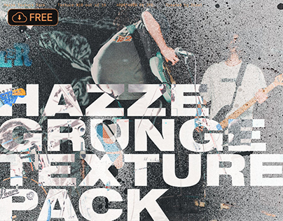 Hazze Grunge Texture Pack [Free Samples]
