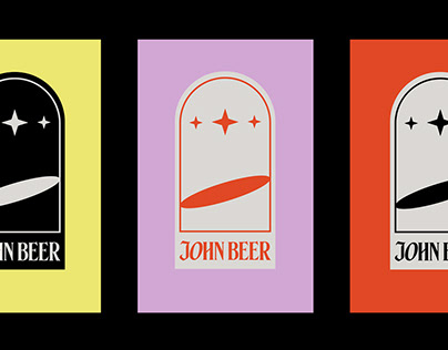 John Beer - Restaurant identity