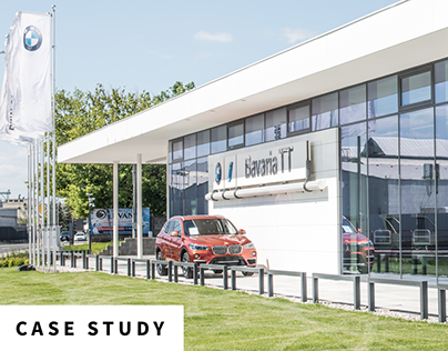 Autocentrum BMW – Case study