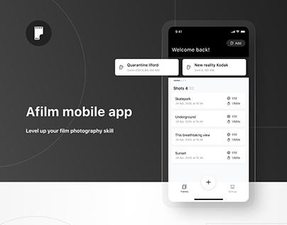 Afilm app
