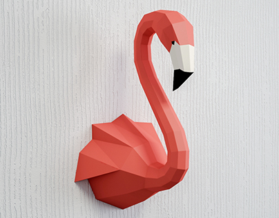 How to create 3D paper sculptures with your own hands?