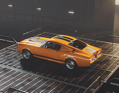Ford Mustang Shelby GT500 Tribute