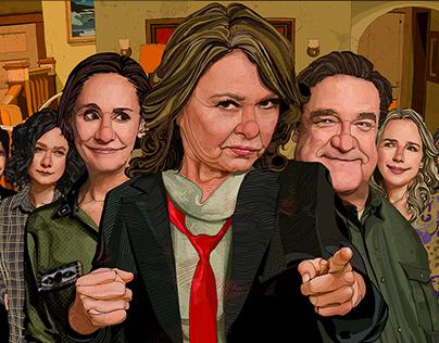 Roseanne Revival | for the Washington Post