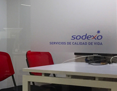 Environmental Graphics - Sodexo