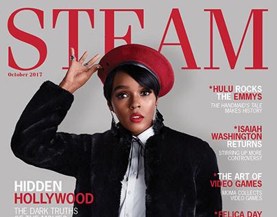Steam Magazine Project