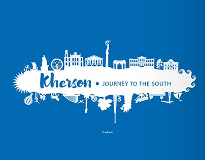 "Книга "" Херсон - Путешествие на юг"""