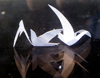 Paper Objects – Floating World