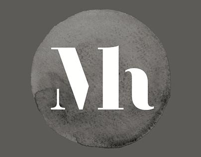 L'hème Mélissa - Logotype - Corporate Identity