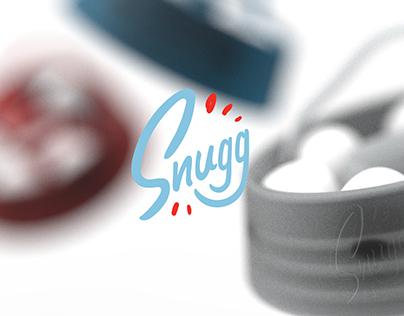 Snugg / Conceptual Packaging Design