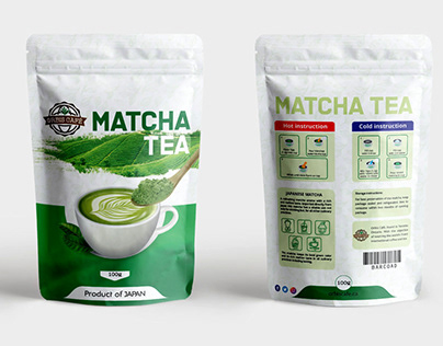 Premium Pouch Packaging Design And Standup Pouch Bag