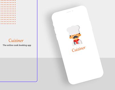 Cuiziner - iOS Presentation