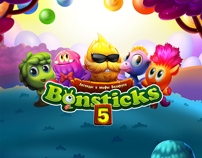 Bonsticks 5