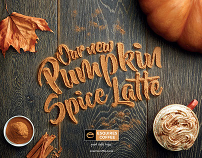Esquires' Pumpkin Spice Latte