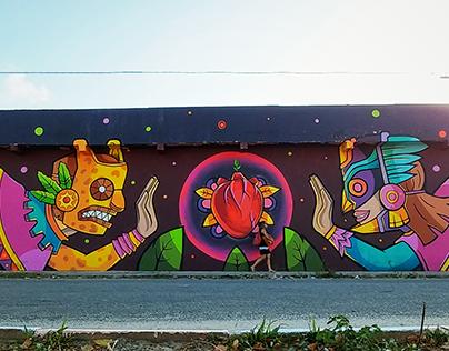 MURAL Festival Concreto BRASIL