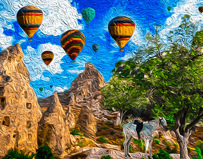 Cappadocia, Land of Beautiful Horses