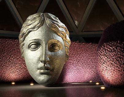 Sculptures visualization.