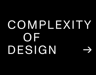 Complexity of Design