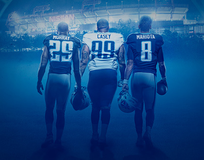 Tennessee Titans Social Media Assets