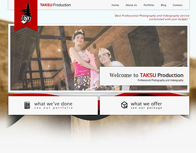 TAKSUPro Company's Website