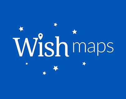 Wish maps - Make-a-wish