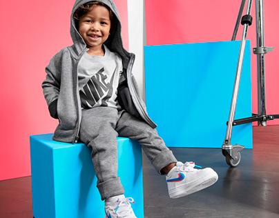 Snipes Kids Nike 3D Pack