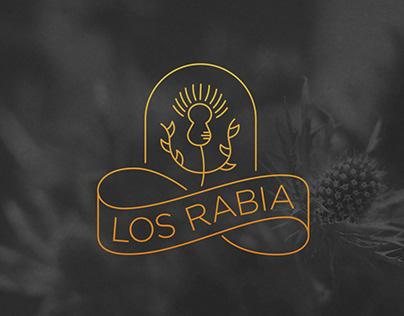 Los Rabia Logo