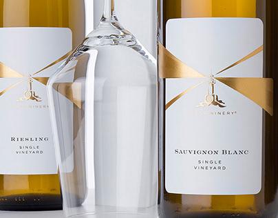 Varna Winery Wine Label Restyle