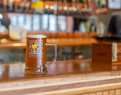 Little Toad Creek Brewery - Food and Drink Promo