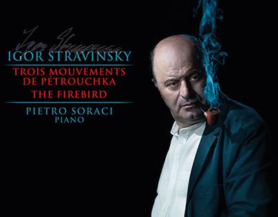 "Pietro Soraci ""Stravinsky"": shooting for cd art"