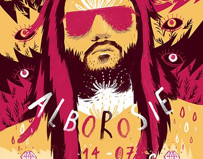 ALBOROSIE - THE BLUE BEATERS - ESCOBAR