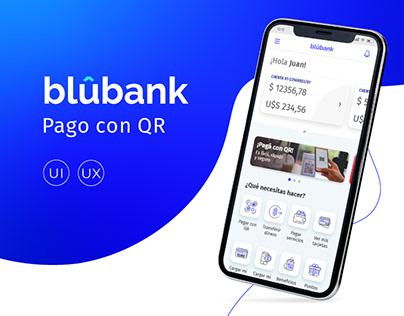 blûbank - Pago con QR