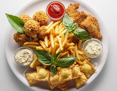 Food photography| IL Molino season menu