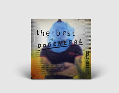 The Best of DaGeneral Album Cover Art