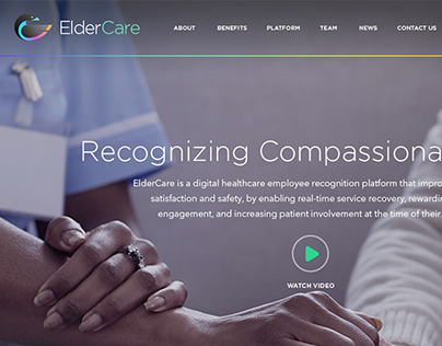 Medical SaaS Website