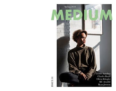 MEDIUM Magazine (Digital)
