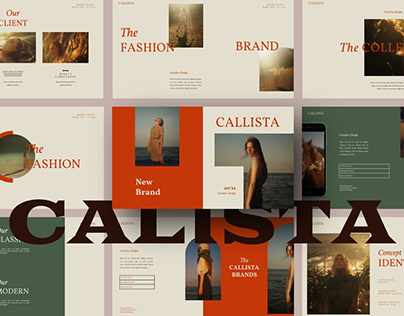 Callista Multipurpose Template