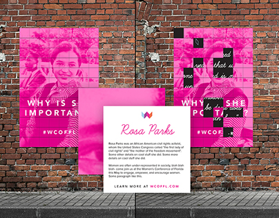 Why is She Important? | Marketing Campaign