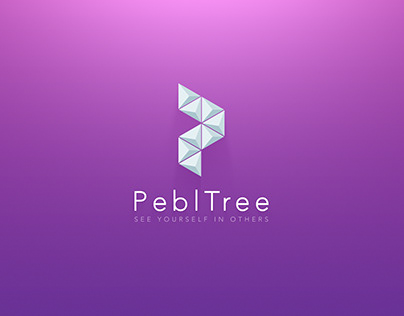 PeblTree // Splash Screen Animation