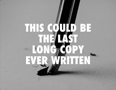 Young Lion | The Last Long Copy