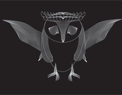 Owl (Blend Pen tool test)
