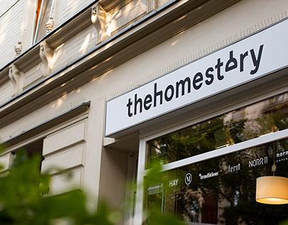thehomestory – Branding