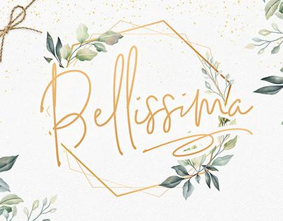Bellissima Signature Script Font
