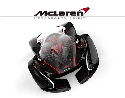 Master Thesis | McLaren Motorsports Spirit