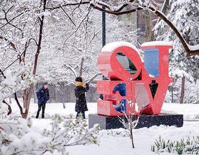 The Snow of Philadelphia