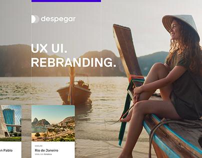 UX/UI Rebranding