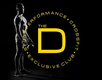 """The-D"" — Crossfit Club"